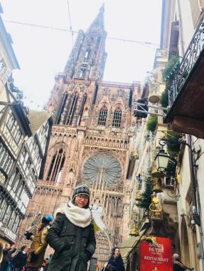 Gothic Cathédrale Notre-Dame_Strasbourg