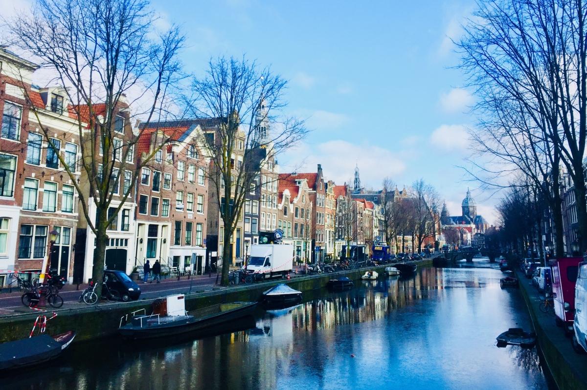Amsterdam-canal
